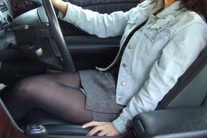 ドライブ中でのヌケるエロいシーン130425_05