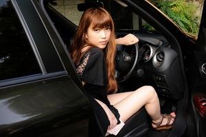 ドライブ中でのヌケるエロいシーン130425_09