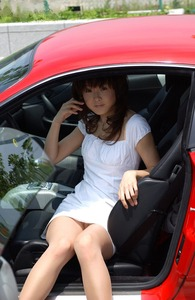ドライブ中でのヌケるエロいシーン130425_13