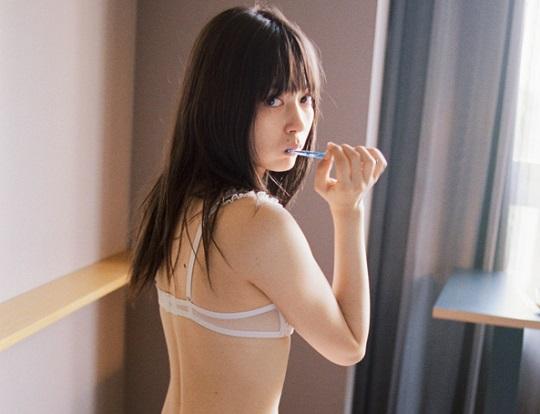 【エンタメ画像】超美女ハーフ美人モデル・八木アリサちゃんの下着姿がエロすぎると話題!