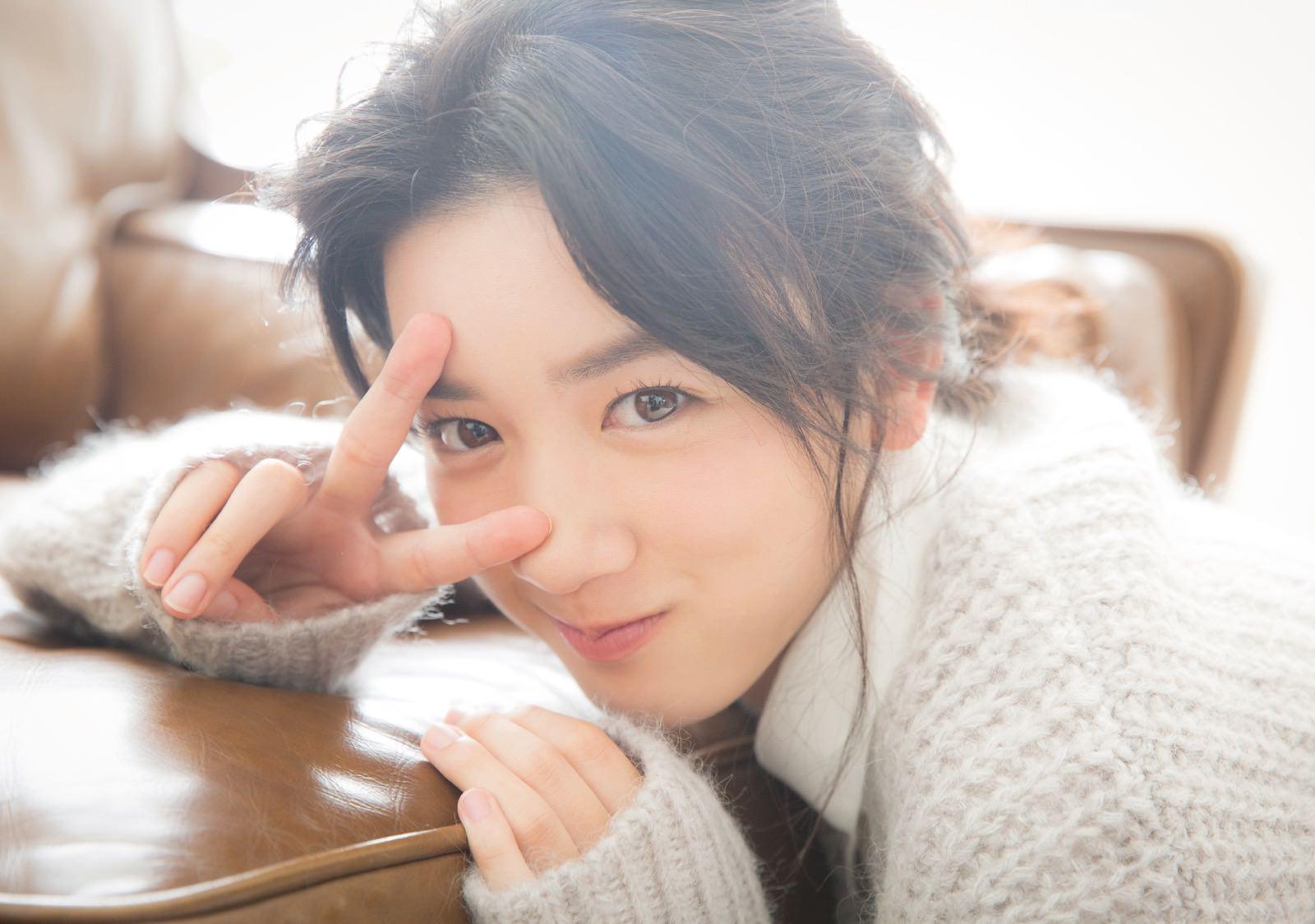【エンタメ画像】若手女優・永野芽郁ちゃん(17)の透明感があって可愛すぎる。尿飲みたいと話題。