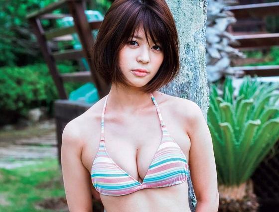 【エンタメ画像】ラスト水着ギャル・吉崎綾ちゃんのファーストDVDが発売されエロすぎると話題に
