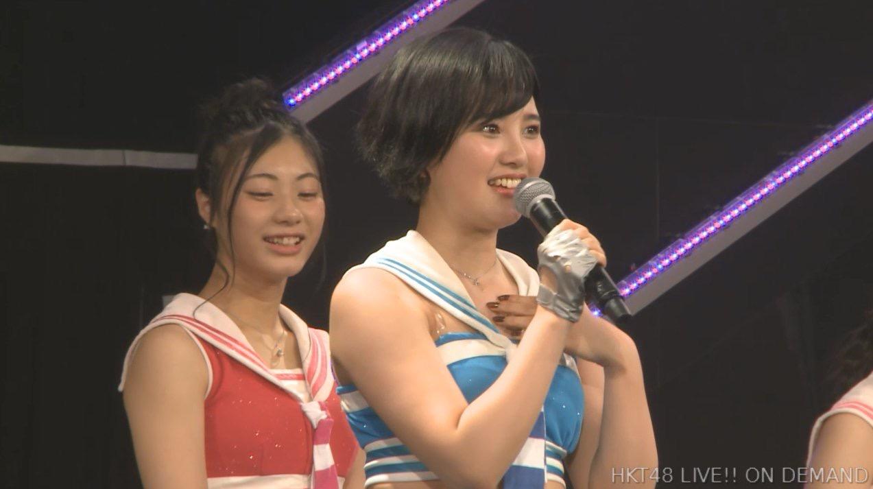 【エンタメ画像】HKT48兒玉遥ちゃんの最新画像がむっちむちしてて可愛すぎると話題