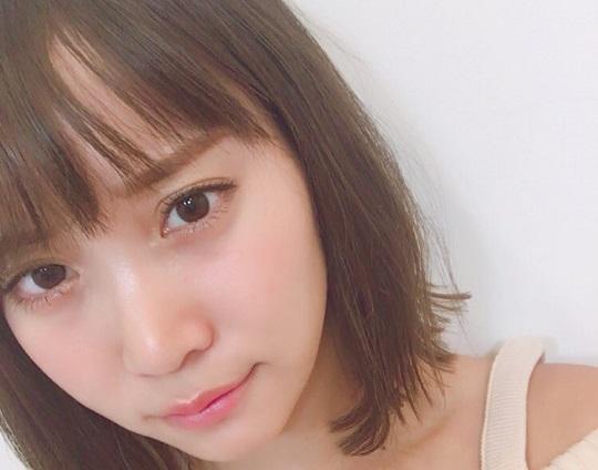 【エンタメ画像】元AKB48永尾まりやちゃんのショートヘアー姿が可愛すぎると話題!!