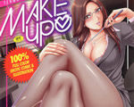 【発売】草原空貴のフルカラー単行本「MAKE UP」 才色兼備の美女たちが匂い立つエロスと強気プレイ