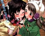【発売】アンソロジー「COMIC少女式 冬 2012」花犬、村田電磁、清宮涼、おぐ、やみなべ、ぽるたんなど