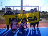 MIKASA優勝