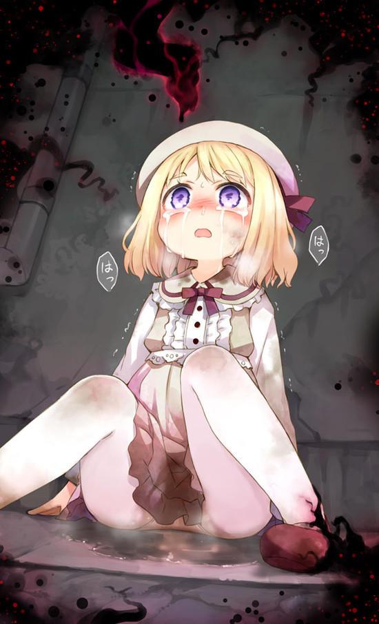 【二次元+潮吹き・放尿】8 (30)