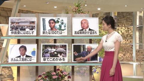 森川夕貴_女子アナ_おっぱい_横乳_報道ステーション_05