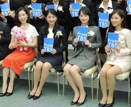 【TBS2016年入社】伊東楓 【ミニスカ】