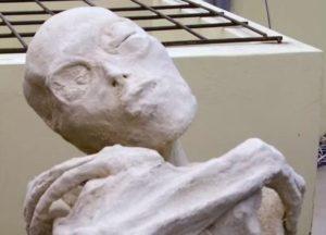 【驚愕】エイリアン(地球外生命体)の骨格、ガチのガチで発見されてしまう…(画像あり)