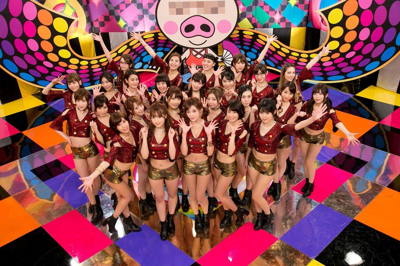 【緊急速報】今夜19時から恵比寿マスカッツがハマーバスに乗って都内へ出没!!