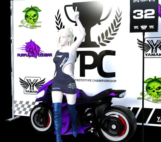 ino motorbike