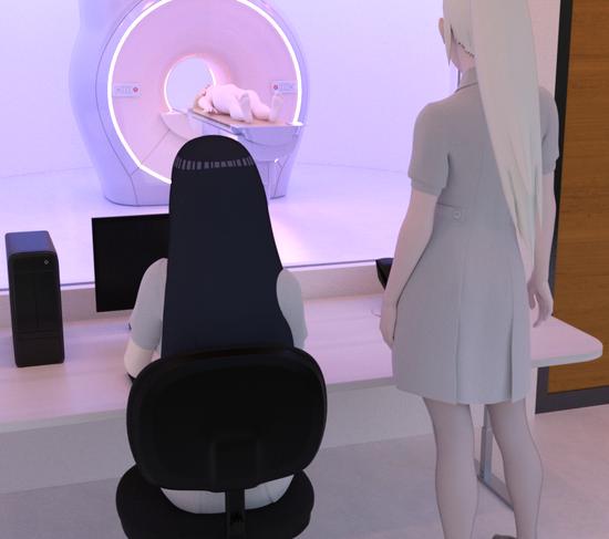 サクラ MRI2