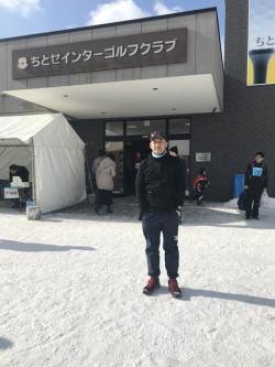スノーマラソン ゴルフクラブ