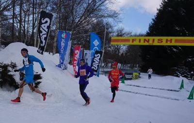 スノーマラソン トップ短パン