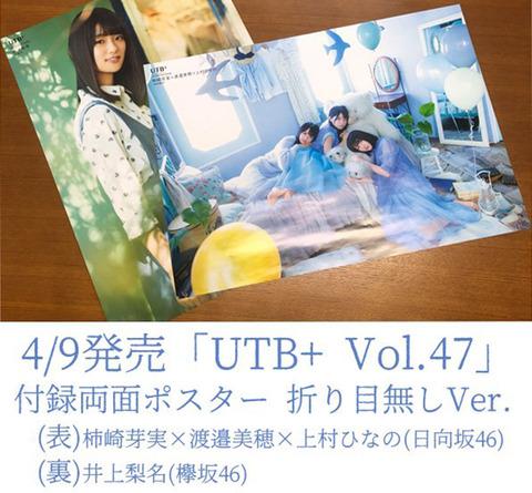 UTB+ポスター
