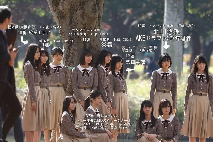 乃木坂46 制服