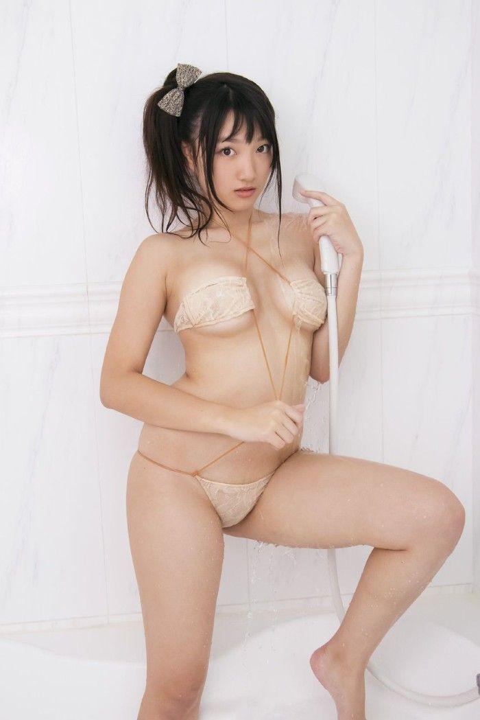 田中菜々の巨乳グラビア画像001
