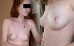 かろうじて目線は死守したロシアの若い女の子の裸画像9枚