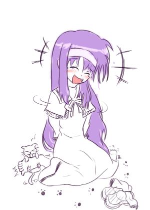 すずかちゃん(DDD様より)
