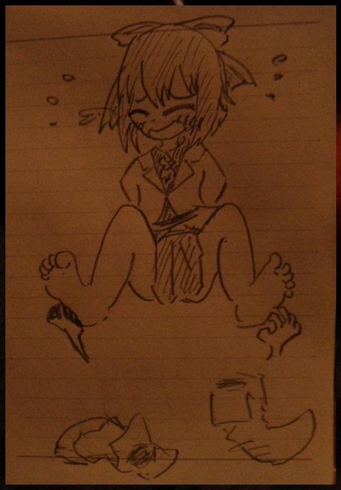 ユウカ(はじまりの魔法使い3)