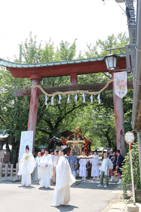 鷲宮八坂祭2015-03