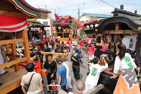 鷲宮 八坂祭2018 7