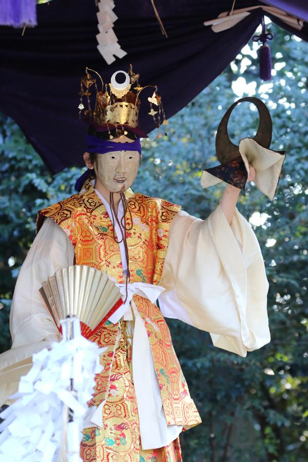 鷲宮神社 年越祭 神楽12