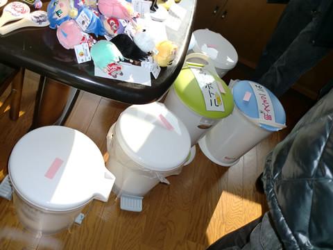 ゴミ箱100円