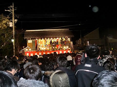 「ホメられてピカるくん!!!」鷲宮神社生中継