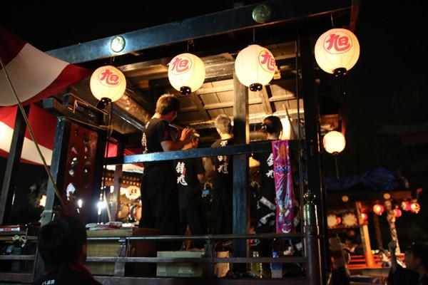 鷲宮八坂祭2015-一番太鼓05