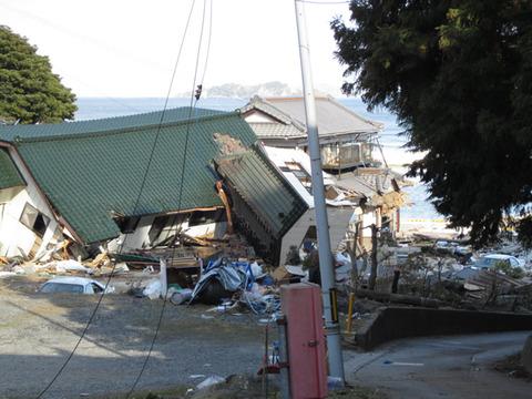 宮城県女川震災被害画像(11年4月3日)18