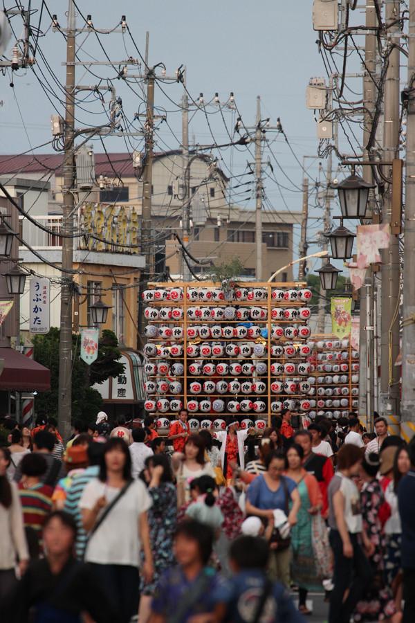 鷲宮の八坂祭り「天王様」2014_09