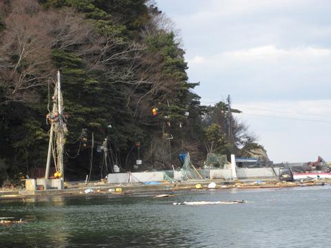 宮城県女川震災被害画像(11年4月3日)22