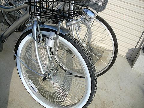 ストロンガーと通常自転車との比較