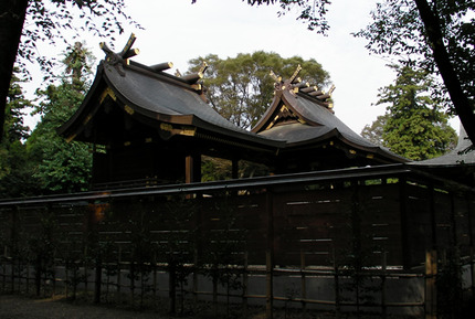 鷲宮神社本殿