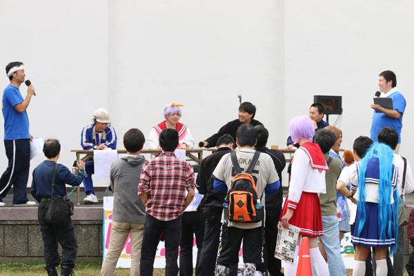 萌フェスin鷲宮2014 クイズ大会2