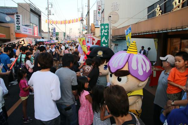 土師祭2014 オタクニカルパレードの様子4