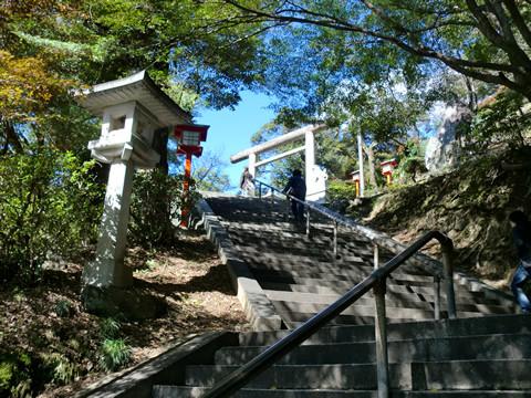 いきなりインドア系最大の難所in足利織姫神社