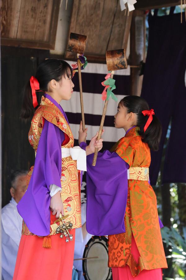 鷲宮神社 年越祭 神楽6