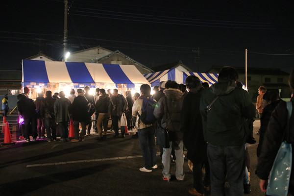 鷲宮神社初売り2017-2