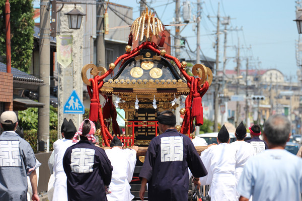 鷲宮八坂祭2015-04