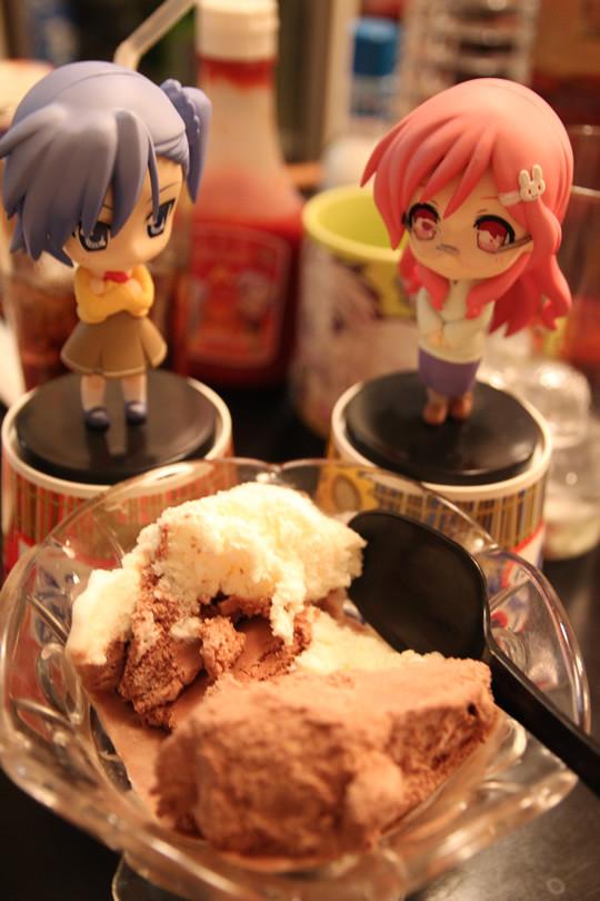 宮河家の空腹 放送開始記念 デザートのアイス