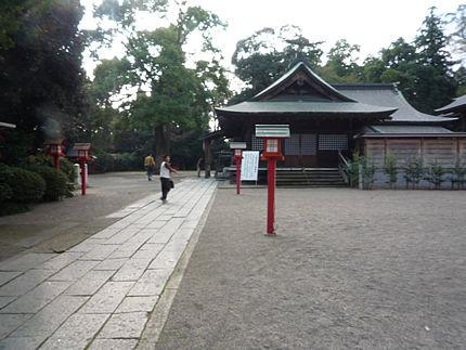 ナニコレから一夜明けた鷲宮神社に行ってきた