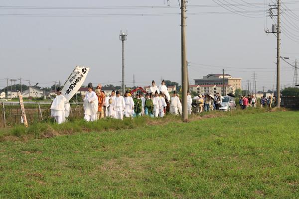 鷲宮神社 夏越祭09