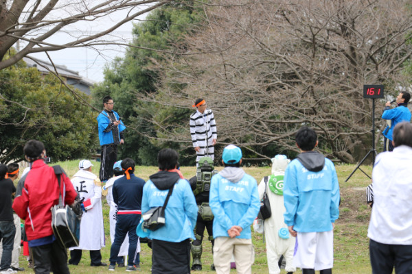 萌フェス「萌輪ぴっく」久喜の中心で萌えを叫ぶ 久喜マラソン