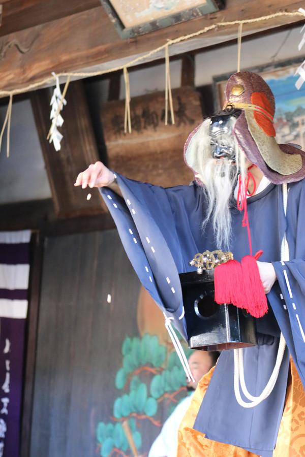 鷲宮神社 年越祭 神楽20
