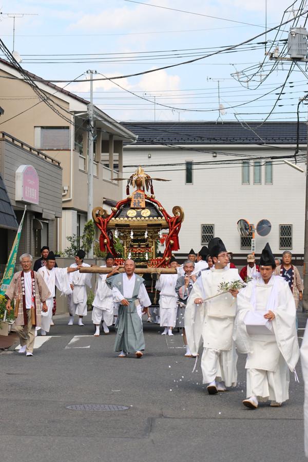 鷲宮八坂祭2015-11-3