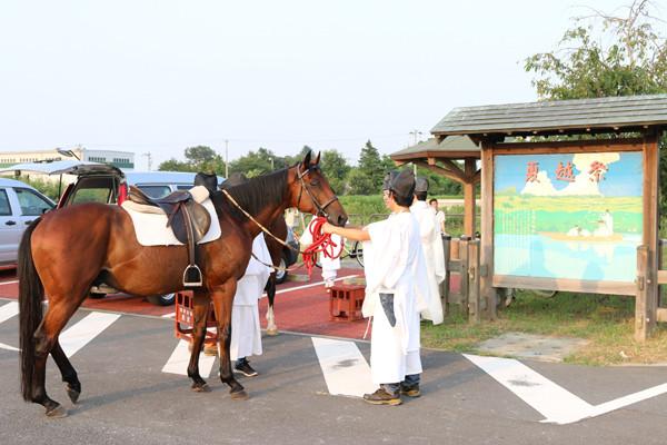 鷲宮神社 夏越祭14